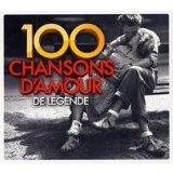 100 CHANSONS D'AMOUR DE LEGENDE