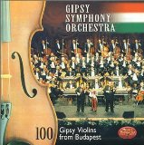 100 GIPSY VIOLINS FROM BUDAPEST