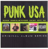 PUNK USA ORIGINAL ALBUM SERIES
