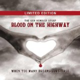 BLOOD ON THE HIGHWAY /LTD BOOK+2DVD+CD+T-SHIRT/-METAL BOX