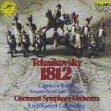 1812 OVERTURE/CAPRICCIO ITALIEN/COSSACK DANCE FROM MAZEPPA